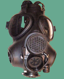 SM-3 respirator Huber and Suhner 1991-2-1