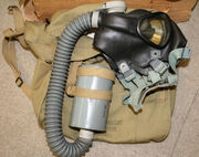 M3A1-10A1-6 Lightweight Service Gas Mask
