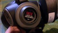 M95 Exhale Valve Markings