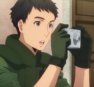 Sasagawa takes his Memory Photo Anime episode 7