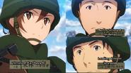 Third Recon Unit Intros 3 Anime Episode 2