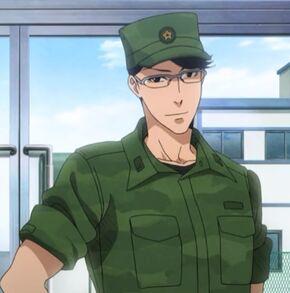 Yanagida in anime