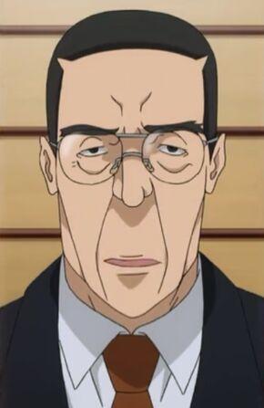 Morita anime