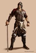 Gauntlet07 Art Warrior 1light