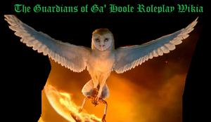 Guardians of Ga'Hoole Wikia Logo