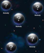 Empty planets