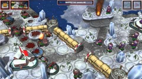 TheIrritableCanadian Plays; Great Big War Game, Episode 3 - Fun times with Artillery