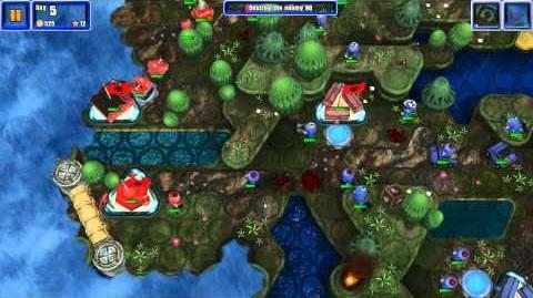 HD - Great Big War Game, PC, Destroying HQ