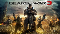 Gears 3 Expanded Cover Art
