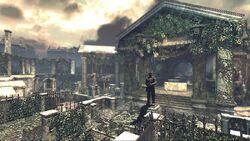 Mausoleum Gears Map