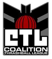 Coalition Thrashball League logo