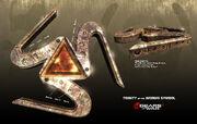 Trinity of Worms artifact