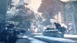 Gears of War 2 - Landown