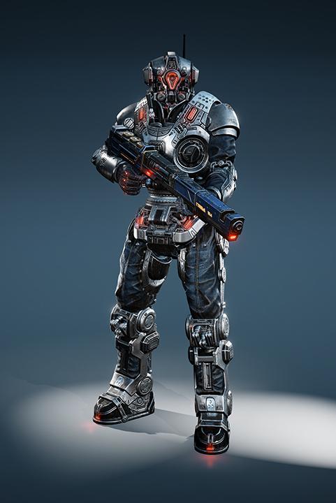Deadeye Gears Of War Fandom Powered By Wikia