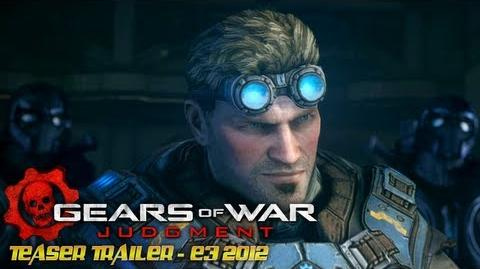 Gears of War Judgment - Teaser Trailer E3 2012