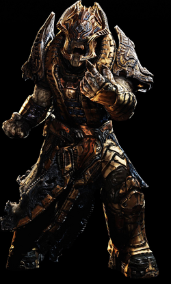 Palace Guard Gears of War 3