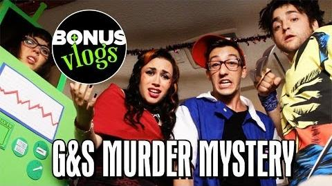 Who Killed Elliott Morgan? A Geek & Sundry Vlogs Murder Mystery!