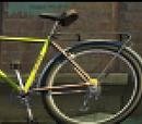 Lisas Fahrrad
