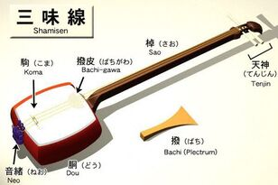 Shamisen whats-what