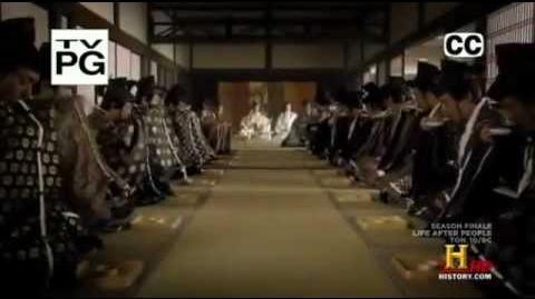 Mark Dacascos and the legend of Miyamoto Musashi (documentary)