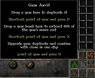 Gem Anvil