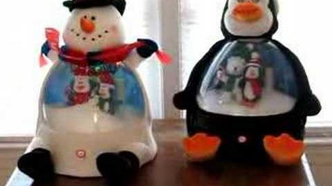 Mom's Christmas Toy