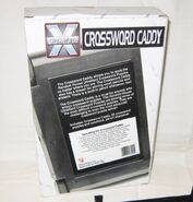 Gemmy Crossword Caddy Includes 50 Puzzles On Scrolls & Built-In Pencil Sharpener 5
