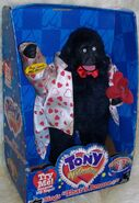 TONY VALENTINO APE! SINGS ''THAT'S AMORE'' Older, Storage Find! 2