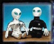Alien sqeezer assortment