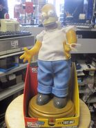 The Simpsons Booty Shaker Homer