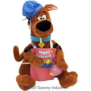 Easter Scooby-Doo-Egg Painter