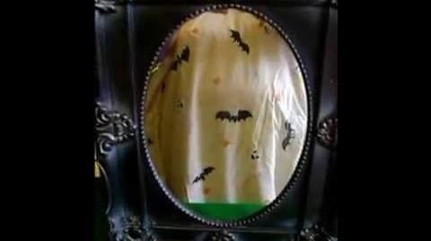 HALLOWEEN MYSTICAL MIRROR DECORATION BY GEMMY~MOTION ACTIVATED