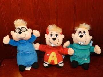 File:Alvin and the chipmunks mini plushies.jpg