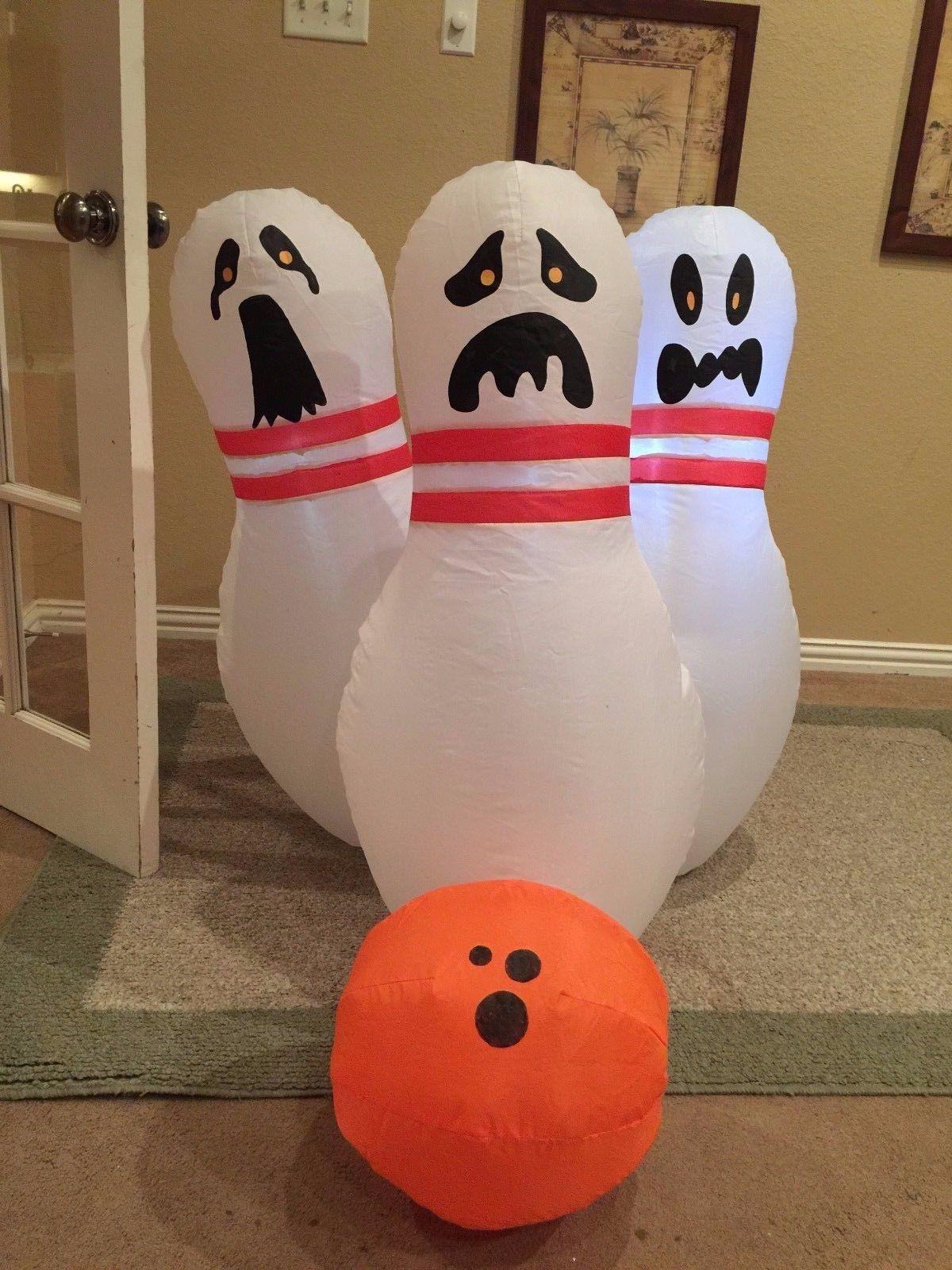 gemmy inflatable halloween bowling scenejpg