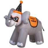 Gemmy 2016 inflatable-Halloween Elephant