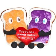 Foodie Friends - Peanut Butter and Jelly