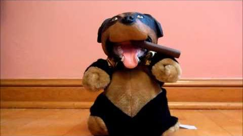 Triumph the Insult Comic Dog Toy - Demo Reel..