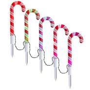 AppLights Pathway Markers - Candy Canes