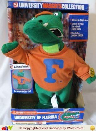 File:Florida gators university mascots collection.jpg