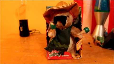 Dancing Hamster - Hombre