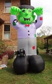 Gemmy inflatable giant monster