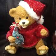 VINTAGE GEMMY ANIMATED CHRISTMAS -SINGING AND DANCING BEARS 3
