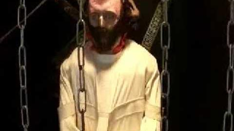 Gemmy Life Size Hannibal Lecter