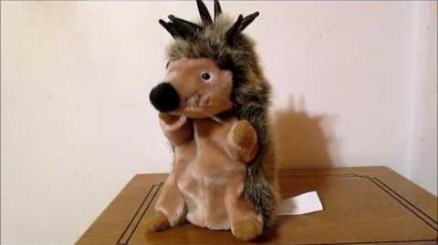 Gemmy - Spike the Rocking Porcupine