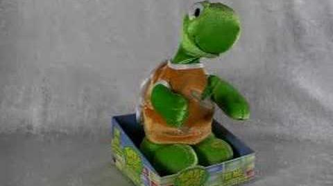 Orange Whip Turtle