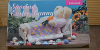 Snoring Easter bunny
