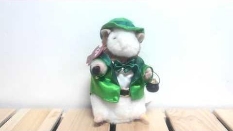 Dancing Hamster-LEPRECHAUN