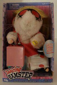 Dancing Hamsters-Macy