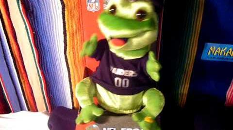 NFL Frogz