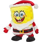 Gemmy Side Stepper Sponge Bob ''Jingle Bells'' Animated Battery Operated Plush